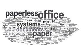 Paperless-Office-Concept